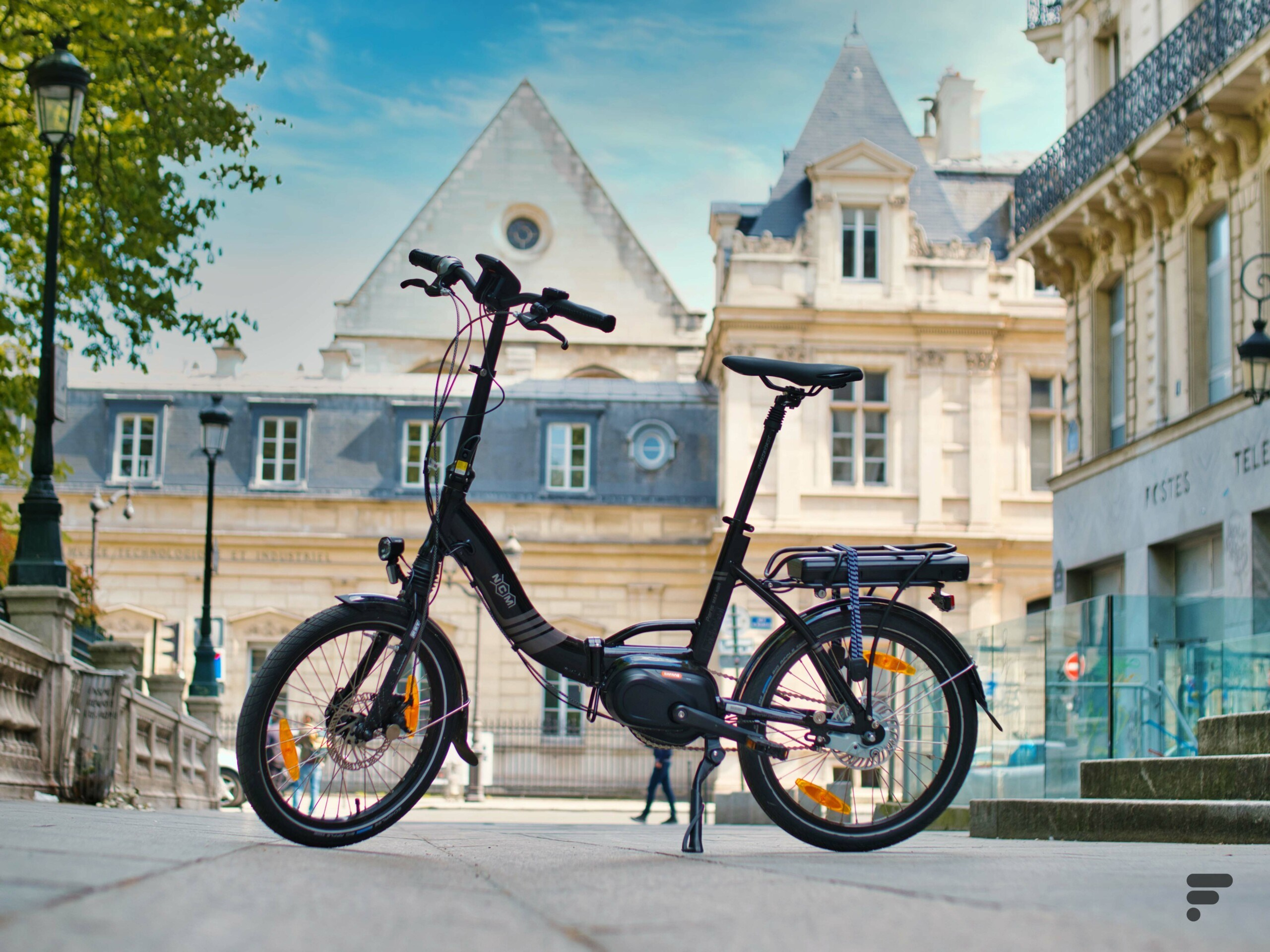 Test du NCM Paris Max: un max de puissance pour la ville