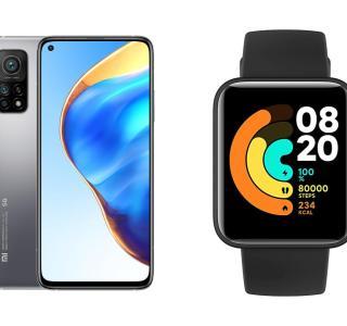 Mi 10T et Mi Watch Lite : ce pack smartphone + montre connectée est à 399 €