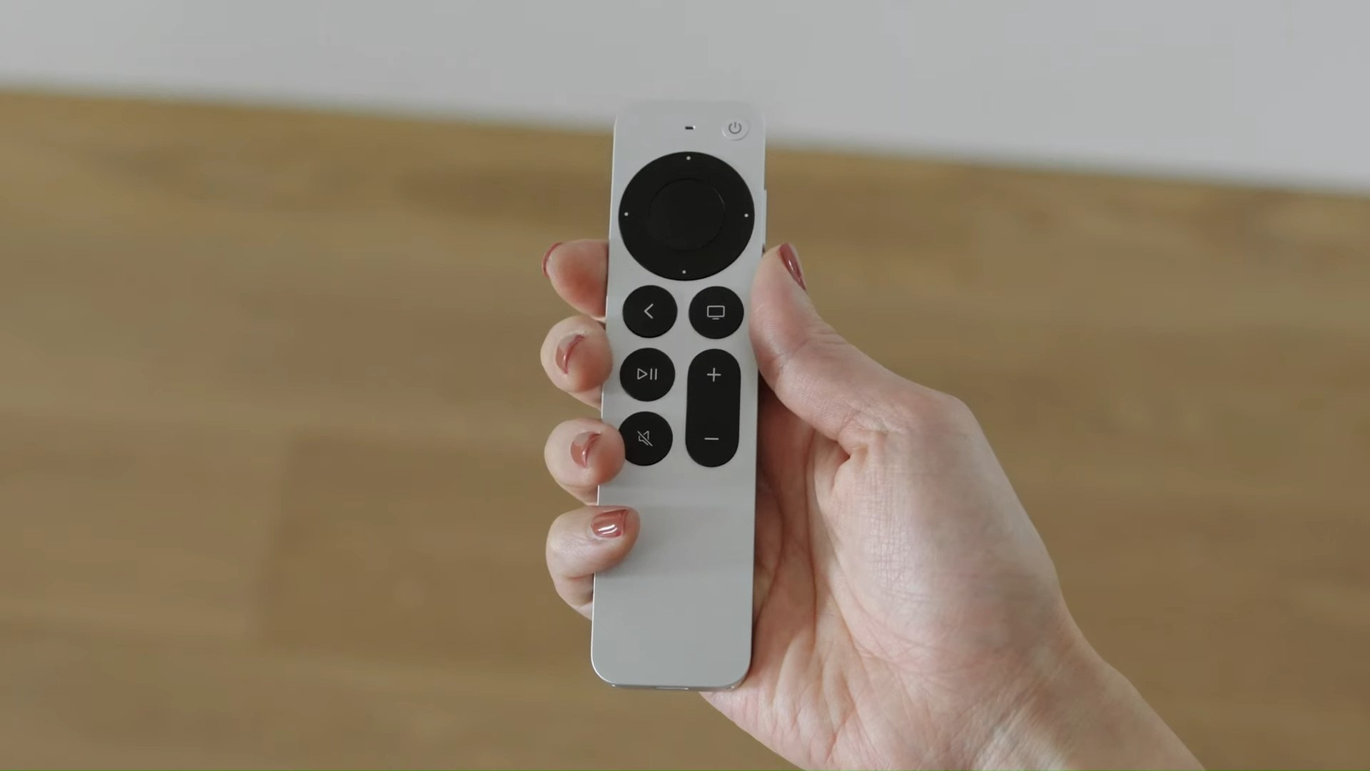 Apple TV 4K 2021 : la nouvelle télécommande certaines de ses fonctions