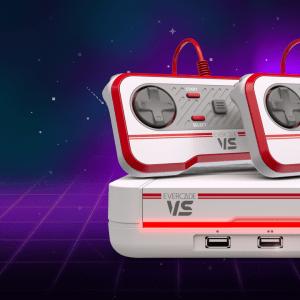 Evercade VS : une console de salon rétro conçue pour les soirées canap'