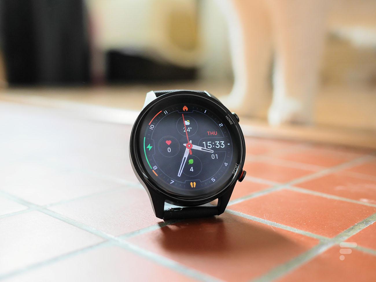 Test de la Xiaomi Mi Watch: une montre minimaliste avec un suivi GPS ultra précis