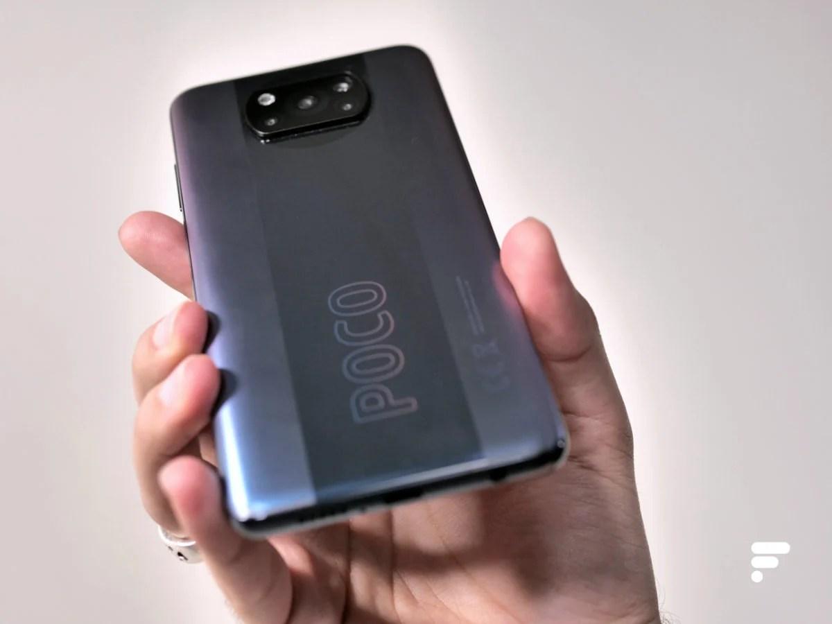 Le Xiaomi Poco X3 Pro (256 Go) n'a jamais été aussi abordable que maintenant