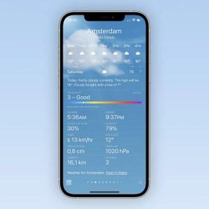 Apple : l'iPhone va bientôt jauger la qualité de l'air en France