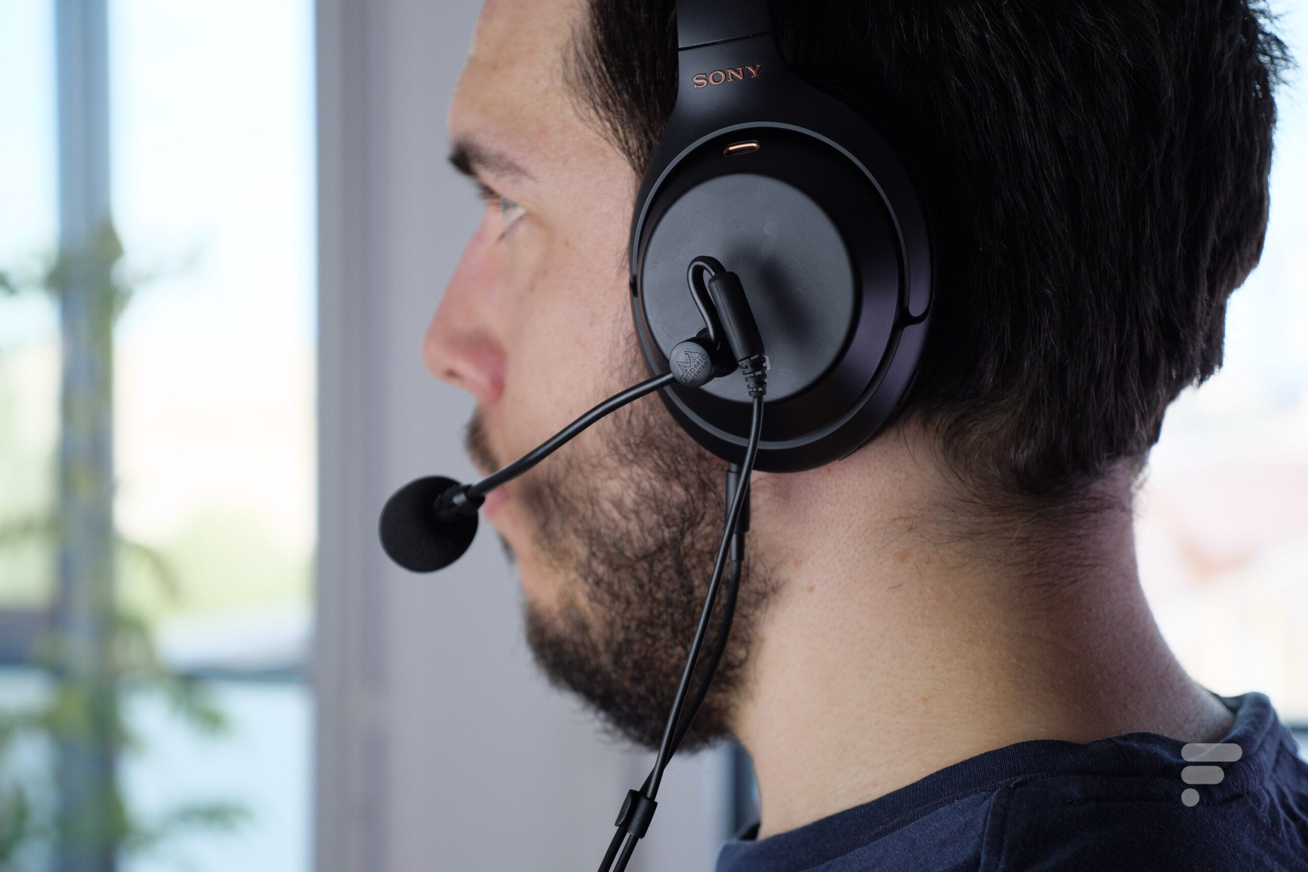 Antlion ModMic : donnez de la voix à votre casque audio préféré