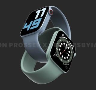 L'Apple Watch Series 8 devrait permettre de prendre votre température