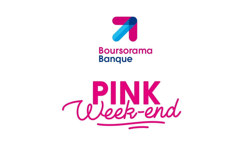 Boursorama Banque relance son Pink Week-End avec 130 € de prime à la clé
