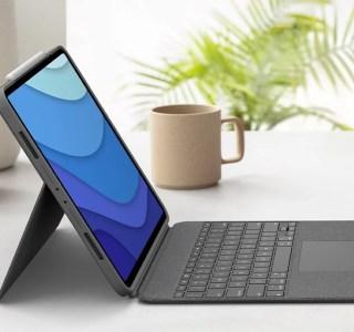 Logitech Combo Touch : la housse pour iPad Pro plus polyvalente que le Magic Keyboard