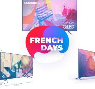 Voici les 5 meilleures offres TV 4K disponibles pour les French Days