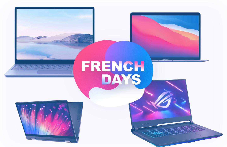 Pendant les French Days, c'est le bon moment pour changer son PC portable !