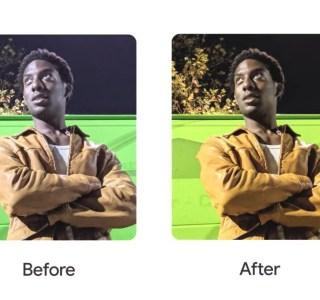 Sur Android, Google veut un meilleur rendu photo pour toutes les teintes de peau