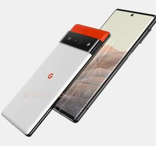 Le design du Pixel 6 serait là pour rester sur les générations à venir