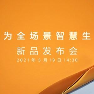 Huawei aurait plein de choses à nous montrer le 19 mai prochain