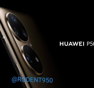 Huawei P50 Pro : gros plan sur ses modules photo