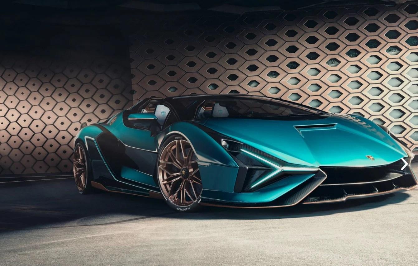 Lamborghiniprépare un bolide 100% électrique et vient chiffonner Ferrari
