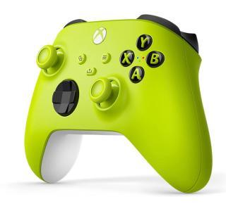 Le nouveau coloris Electric Volt de la manette Xbox est déjà en promotion