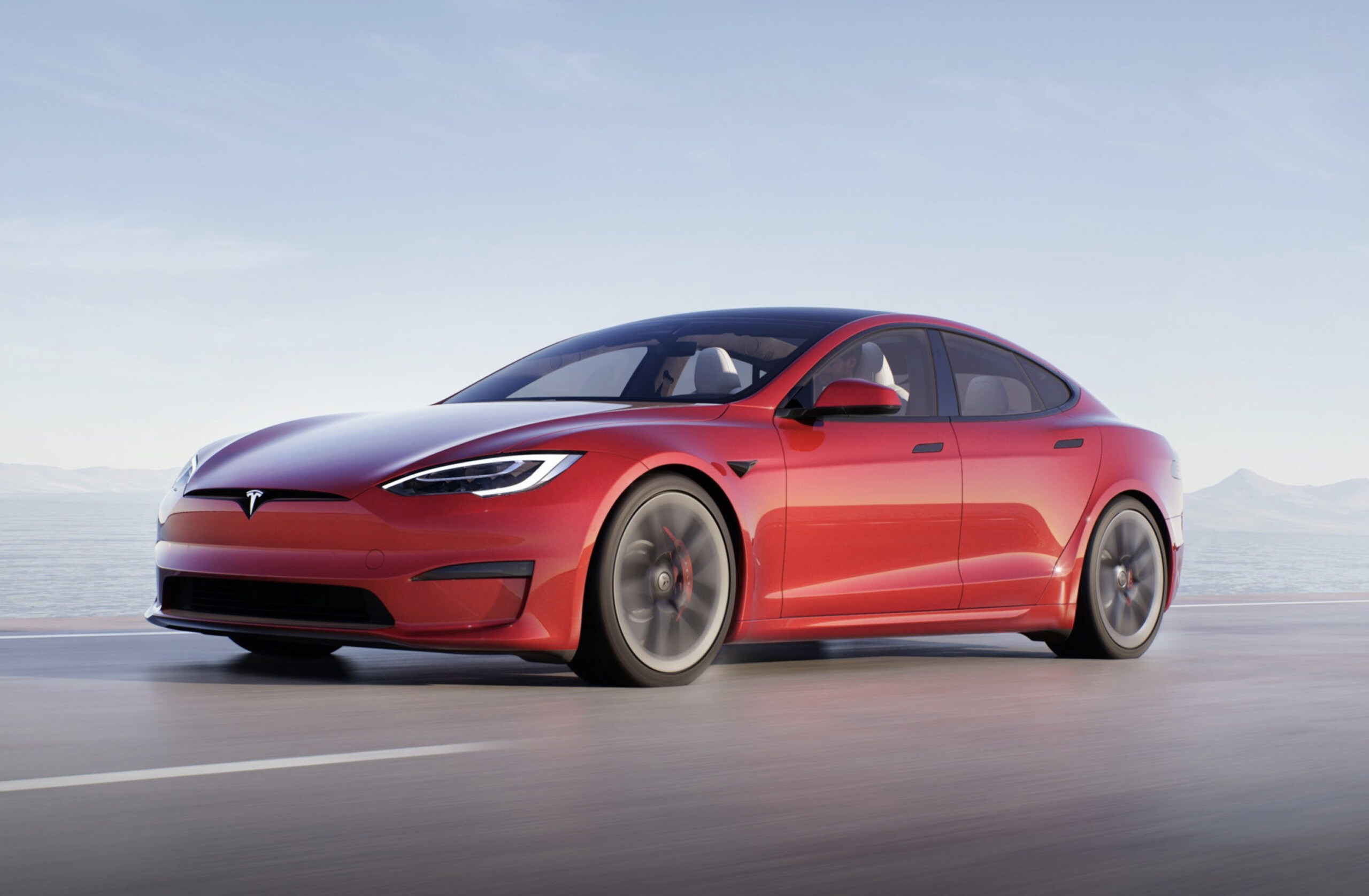 La Tesla Model S catapultée de 0 à 96km/h en 2secondes mais… il y a un mais