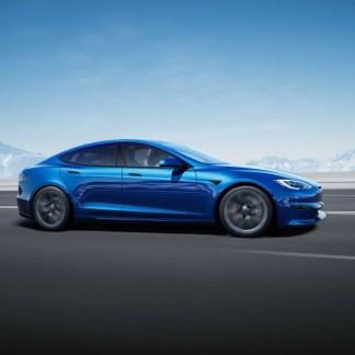 La Tesla Model S Plaid confirme sa suprématie et bat un nouveau record du monde