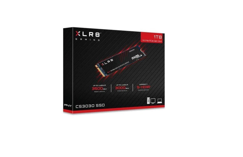 Ce SSD NVMe avec 1 To de stockage est le meilleur rapport capacité-prix du moment