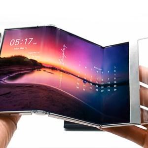 Écran pliable en 3, enroulable… Samsung présente 4innovations cette semaine