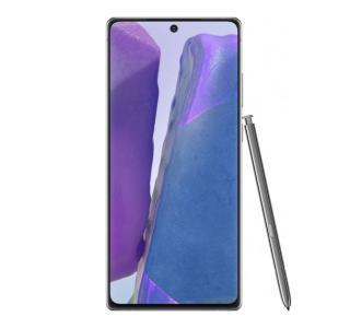 Le Samsung Galaxy Note 20 est de retour à un prix plus intéressant qu'à son lancement