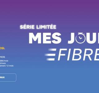 Cette vente flash SFR permet de bénéficier de la Fibre pour 10 €/mois