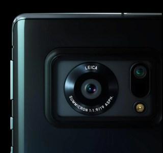 Sharp Aquos R6 : l'impressionnant smartphone Android japonais conçu avec Leica