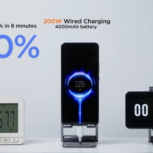 Charge rapide 200 W : Xiaomi rassure sur la longévité de la batterie