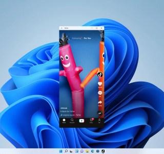 Windows 11 : pas d'applications Android sur PC à attendre avant 2022
