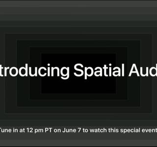 WWDC 2021 : une conférence surprise pour Apple Music et la spatialisation du son