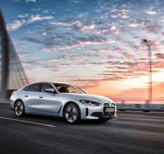 BMWi4: tous les détails sur cette concurrente de la Tesla Model3