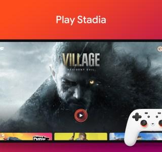 Google Stadia arrive sur Google TV et Android TV le 23 juin