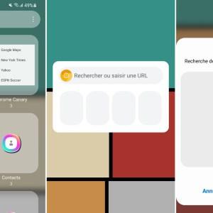 Google Chrome: ce widget Android permettra d'aller sur le jeu du Dino rapidement