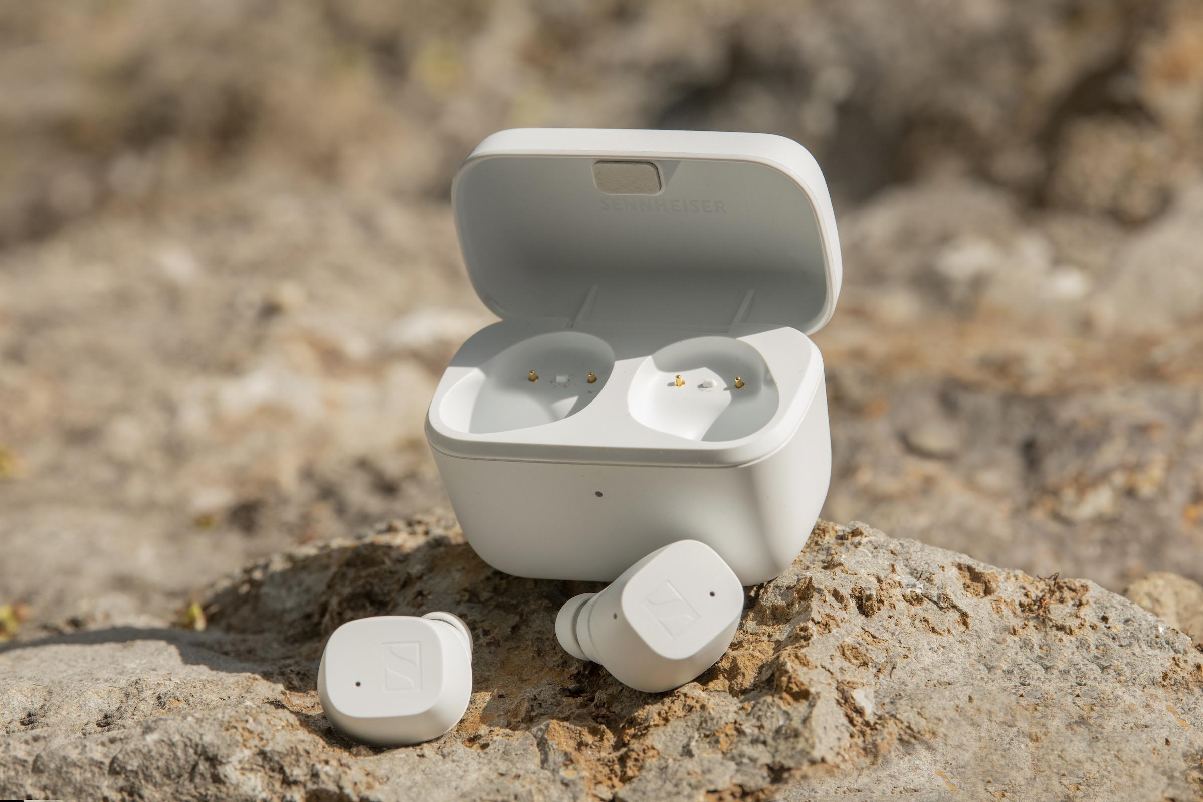Prise en main des Sennheiser CX True Wireless: des écouteurs abordables sans concession sur le son