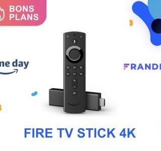 Amazon veut déstocker son Fire TV Stick 4K avec une belle promotion de -45 %