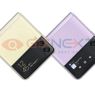 Des rendus du Samsung Galaxy Z Flip 3 dévoilent ses plus belles couleurs