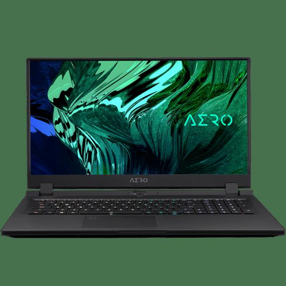 Gigabyte Aero 17 HDR (Intel 11e gen)