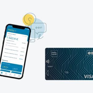 Hello bank! : les indépendants ont enfin une carte bancaire à la hauteur de celle des particuliers