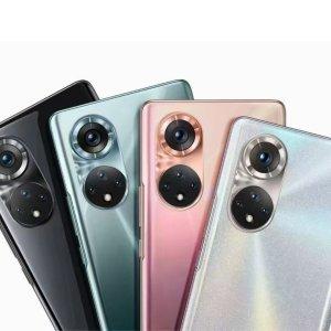 Honor 50 : un petit air de Huawei P50 malgré des parents divorcés