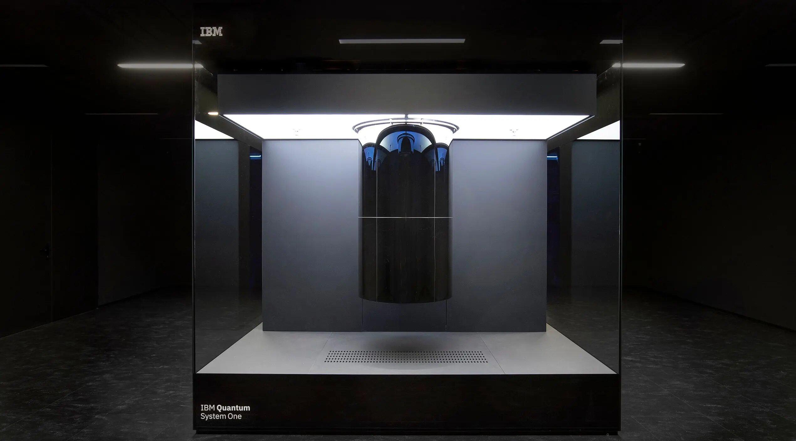 Quantum System One : l'intrigant ordinateur quantique d'IBM s'installe en Europe