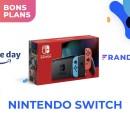 Amazon profite de son Prime Day pour baisser le prix de la Nintendo Switch
