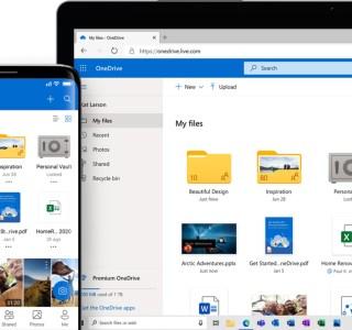 OneDrive s'arme d'un éditeur photo inspiré de Google Photos