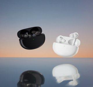 Oppo Enco Free 2 : ces écouteurs mettent le paquet sur la réduction de bruit active