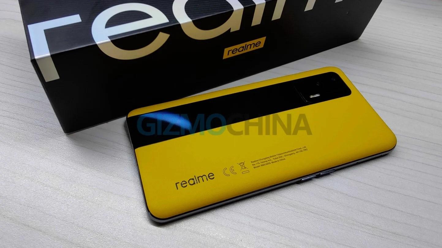 Le Realme GT 5G se dévoile avant son arrivée en Europe