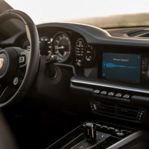 Le nouveau PCM 6.0 pour Porsche 911, Cayenne et Panamera apporte Android Auto et une application Apple Music