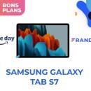Samsung Galaxy Tab S7 : la meilleure tablette Android baisse son prix pour le Prime Day