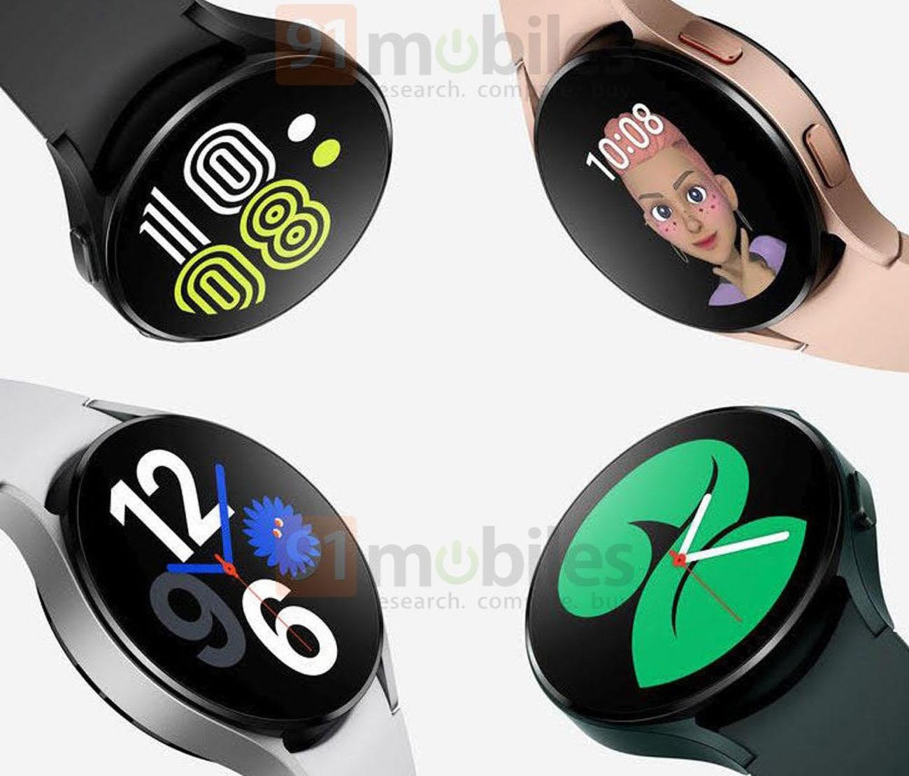 Samsung Galaxy Watch 4 : on connaît son prix et ses caractéristiques