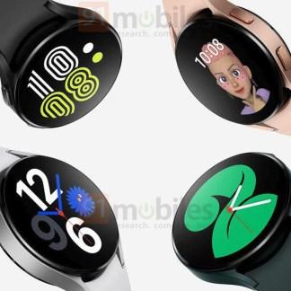 Galaxy Watch 4: Το ρολόι Wear OS της Samsung εμφανίζεται online πριν από την παρουσίασή του