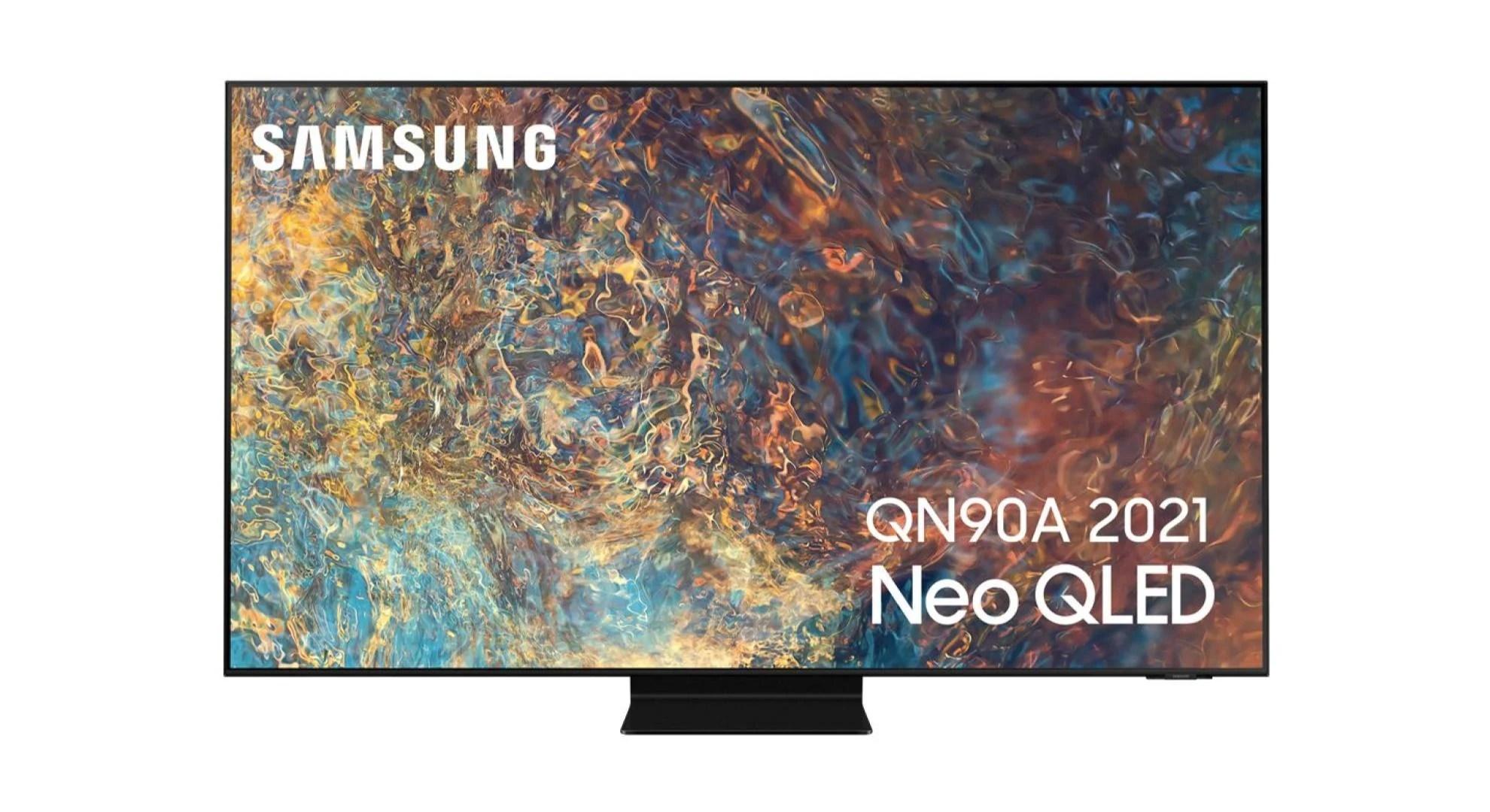 Grâce à une ODR, la TV Samsung Neo QLED QE50QN90A revient à moins de 1 300 €