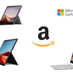 Microsoft Surface Pro et Book : Amazon propose jusqu'à -25 % sur plusieurs modèles