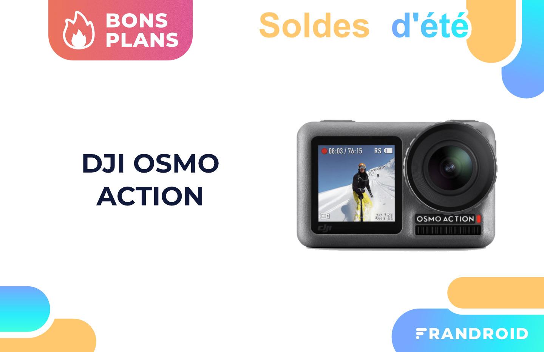 La meilleure concurrente de GoPro profite des soldes pour devenir plus abordable